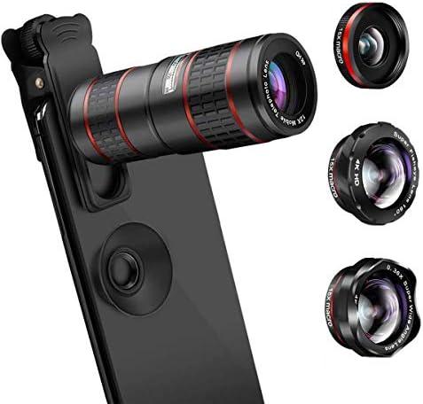 Afaith Hd Handy Kamera Lens Kit 5 In 1 Telefon Kamera Elektronik