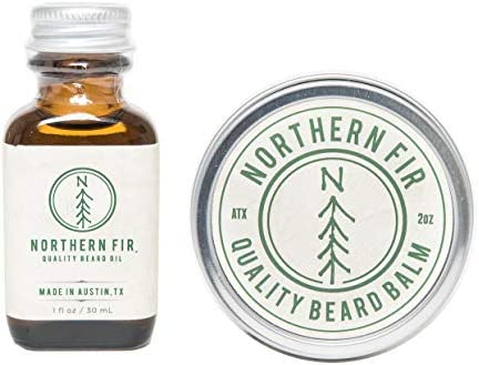 Northern Fir Beard Oil Balm product image