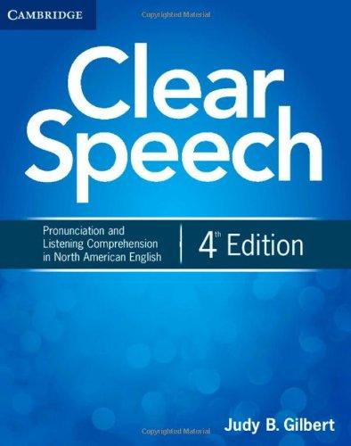 Clear Speech Text