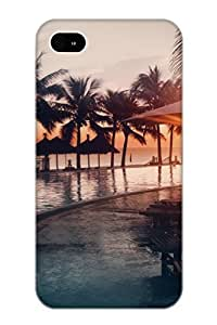 iphone covers fashion case Ellent Design Beach Resort case cover For Iphone 6 plus For New Year's Day's 2qe2btr9HX2 Gift