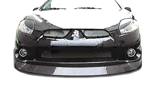 KBD Body Kits Compatible with Mitsubishi Eclipse 2006-2008 D Spec Style 1 Piece Flexfit Polyurethane Front Lip. Extremely Durable, Easy Installation, Guaranteed Fitment, Made in the USA!