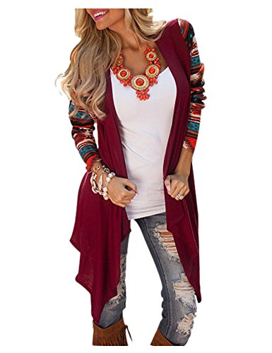 AuntTaylor Womens Cardigans Sleeve Blouses product image