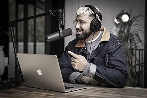 Shure SM7B Cardioid Vocal Dynamic Microphone