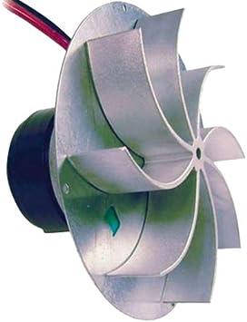 Easyricambi Extractor Aspirador Humos fandis vfc2g23 Motor ecofit ...