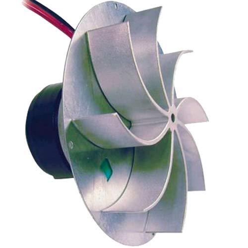 Ventilateur extracteur Gaine pour po/êle /à pellets Fandis VFC2G23 Moteur Ecofit 2RECA3 avec Encoder Ventilateur diam/ètre 150mm x hauteur 40 mm