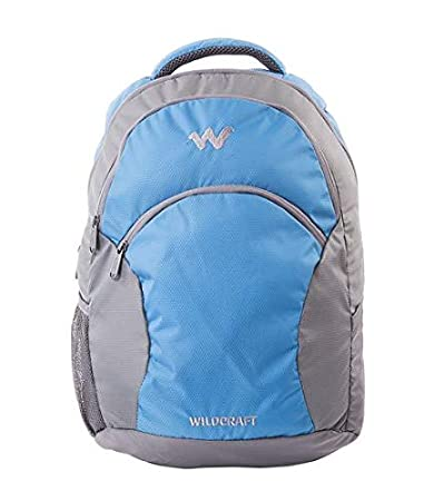 2d75ebb86 Wildcraft Ace 21 litres Blue Laptop Backpack-(Size:46Hx33Wx15D cms)