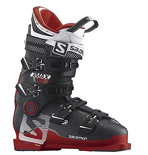 (Salomon X Max 100 Ski Boot Men's- Red/Black)