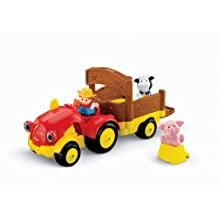 Fisher-Price Little People Lil Movers Farm Tractor