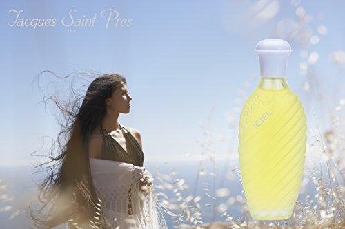 Amazon.com : Ciel By Jacques Saint Pres For Women Eau De Parfum Spray, 3.4-Ounces : Colonia Ciel : Beauty