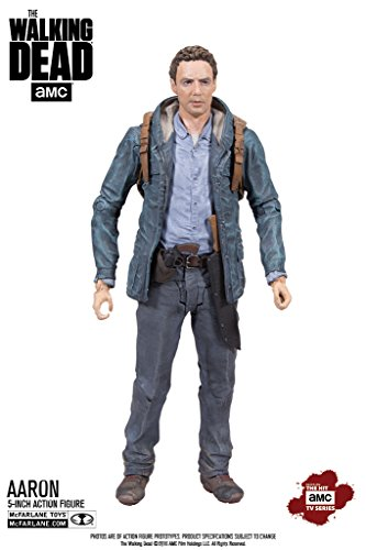 McFarlane Toys The Walking Dead TV Show Series 10 Aaron Exclusive Action Figure 5 Inches