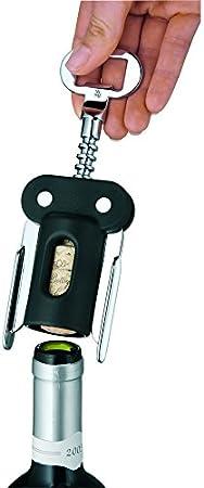 WMF Clever & More Sacacorchos y descapsulador, Cromo, Acero Inoxidable Pulido