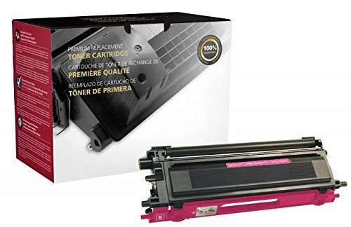 Inksters Remanufactured High Yield Magenta Toner Cartridge Replacement for Brother TN115-4K ()