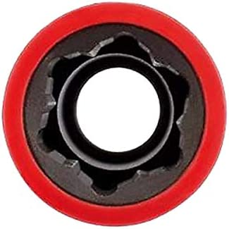 Gaoominy Protective Lug Nut Socket For Mercedes With 17Mm Convex Flower Head Lug Nuts