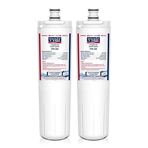 Filtro de agua Vyair Vyr-26a de alta resina para adaptarse a Cuno ...