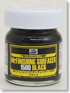 Mr. Finishing Surfacer 1500 Black Bottle