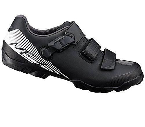 Shimano SH-ME3 Mountain Bike Shoe - Men's Black/White, 44.0 by Shimano