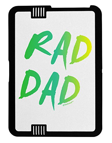 TooLoud Rad Dad Design - 80s Neon Kindle Fire HD 7 2nd Gen Cover (80s Neon Fashion)