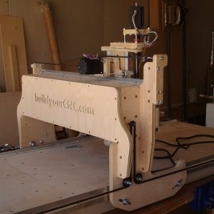 Cnc Routing Machine Kit Routing Area 2 Foot X 4 Foot