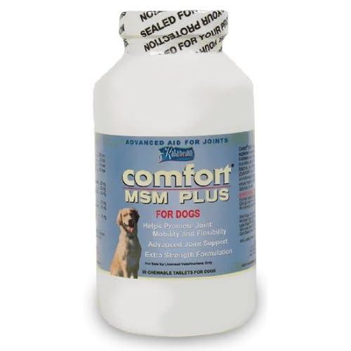 Comfort MSM Plus - 90 count