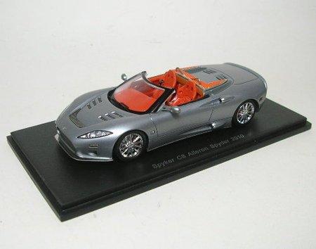 spyker-c8-aileron-spyder-2010-1-43rd-scale-spark-model