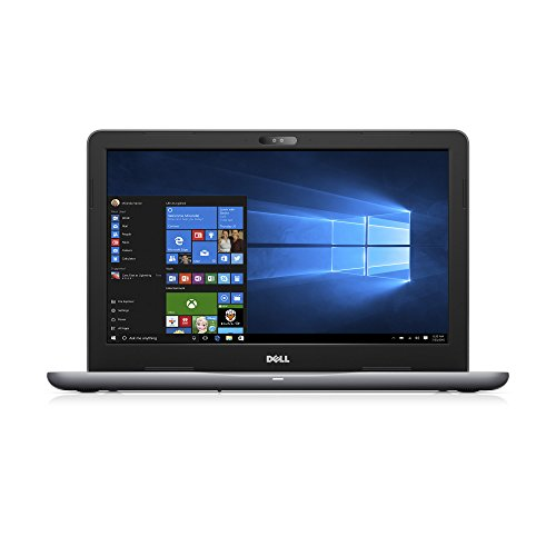 Dell i5567-5734GRY-PUS 15.6″ Traditional Laptop Matte Gray IMR, (Non Touch HD)