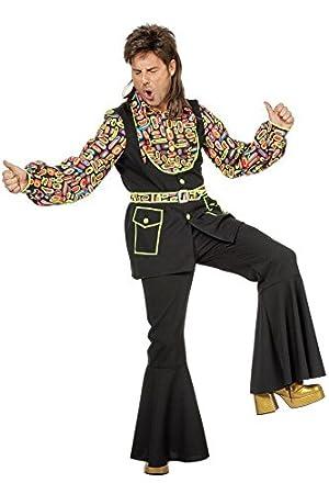 Disfraz de discoteca Popart 56: Amazon.es: Juguetes y juegos