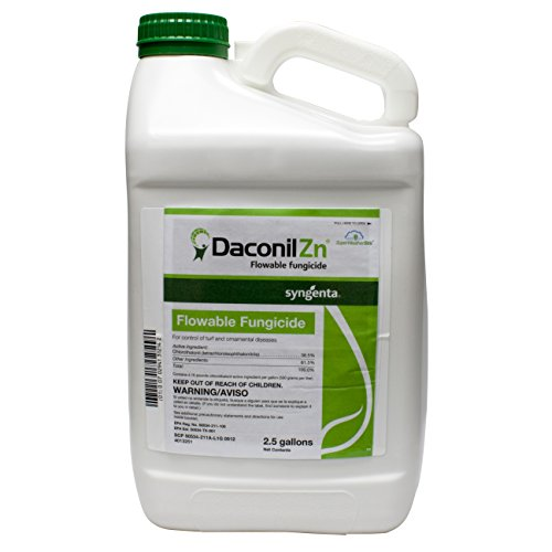 Daconil Zn Flowable Fungicide 2.5gal