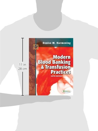 Modern Blood Banking and Transfusion Practices (2005, Hardcover, Revised)