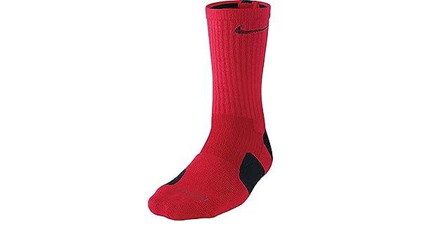 Calcetines de baloncesto Nike Elite para hombres. - - S: Amazon.es ...