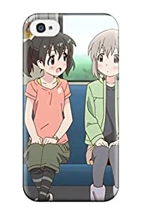 Best Sanp On Case Cover Protector For Iphone 4/4s (yama No Susume Episode 7)