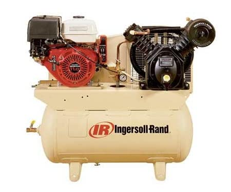 <strong>Ingersoll Rand IRTC2475F13GH Two-Stage Gas Powered Air Compressor</strong>