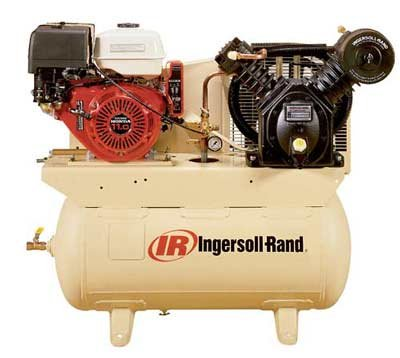 2.  <strong>Ingersoll Rand IRTC2475F13GH Gas Powered Air Compressor</strong>