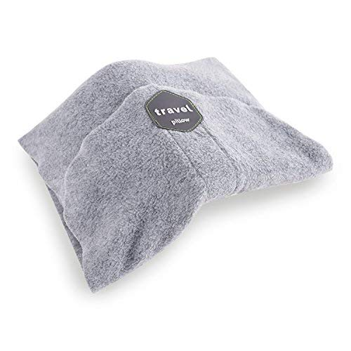 [해외]Feemom 플라스틱 플레이트 トラベルピロ? 여행 베개 신형 스카프 식 여행용 기내 차 내 인체 공학 디자인 빨 남녀 겸용 (그레이) / Feemom neck Pillow traverpillow travel pillow new scarf type for travel in-flight car body Engineering desig...