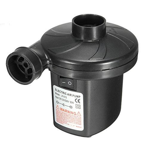 [해외]전기 공기 펌프, GOCHANGE 직류 12V AC 110-240V 전기 침대 공기 침대 3에 대 한 전기 펌프 매트리스, 캠핑 풍선 쿠션, 침대, 보트, 가구,/Electric Air Pump, GOCHANGE DC 12V   AC 110-240V Electric Pump with 3 Nozzles for Air Bed Mattress, C...