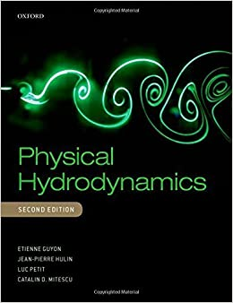 Book Physical Hydrodynamics by Etienne Guyon (2015-03-29)