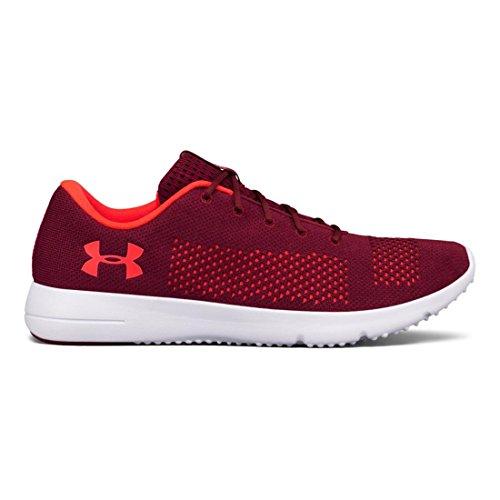 Under Armour Heren Snelle Sneaker Kardinaal / Wit / Marathon Rood