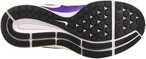 Nike Air Zoom Donne Pegasus 33 Scarpe Da Ginnastica Blu (uva Iper / Bianco / Ortensie / Nero)