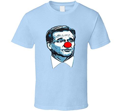 Roger Goodell Your A Clown Trending T Shirt Xl Light Blue