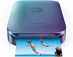 Save $40 on HP Blue Sprocket Portable Photo Printer