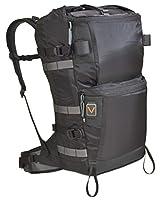 VenTerra Men's Bivy 35 Hiking Backpack, Black, Medium