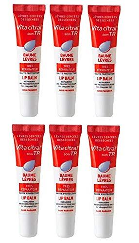 Vita Citral Soin TR Lip Balm 15 ml (6PACK)