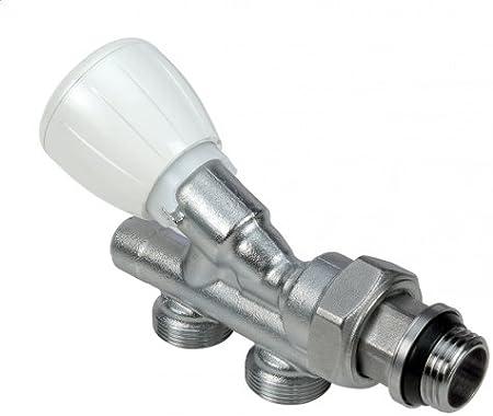 Robinet Monotube 4 Voies Thermostatisable Diametre 15 X 21 16 Avec Sonde Plastique Giacomini R437nx031 Amazon Fr Bricolage