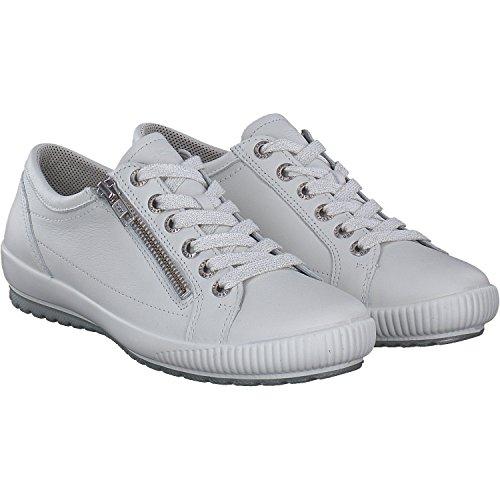 Tanaro Damen Top Low White Legero Kombi Sneaker gPfqn