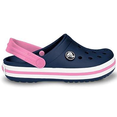 quality design a1a84 8de11 Crocs - Crocband Kids - Size 21-22 (C4/5) - navy/pink ...