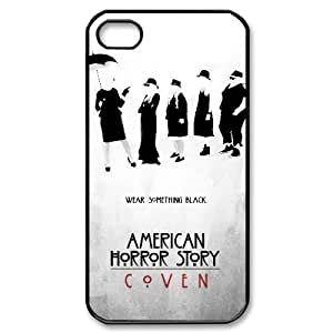 DDOUGS American horror story Brand New Cell Phone Case for Iphone 4,4S, DIY American horror story Case