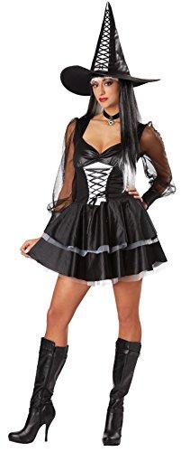 Costume Halloween Spellbound Witch (Spellbound Witch Women's Halloween Costume (X-Large,)