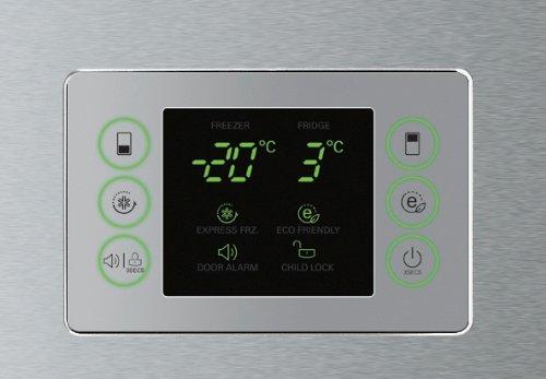 Bosch Kühlschrank Alarm Leuchtet : Lg gb7143aesf kühlgefrierkombination a 201 cm höhe 245 kwh