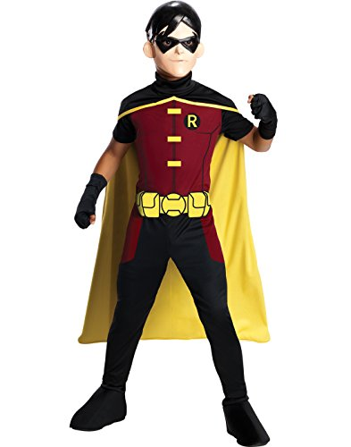 Rubie's Costume Young Justice Robin Child Costume, Small for $<!--$23.99-->