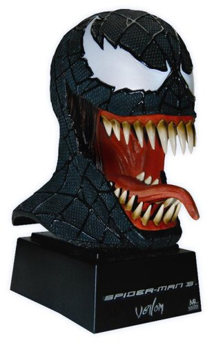 Spider-Man 3 (Movie) Venom Mask Scaled Replica Master Replicas! by Master Replicas (Image #1)