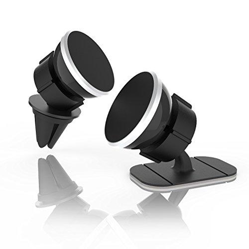 Car Mount Patchworks Universal Magnetic Phone Mount Set for